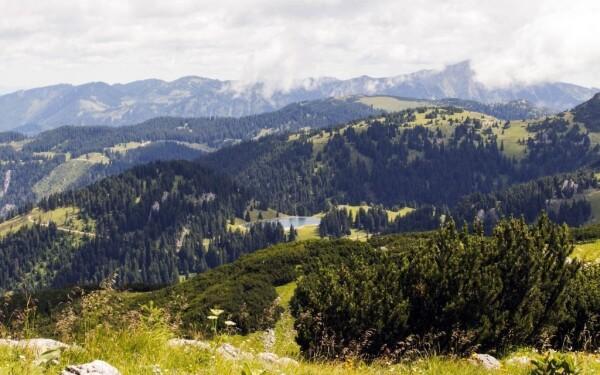 Horský hřeben Hochkar