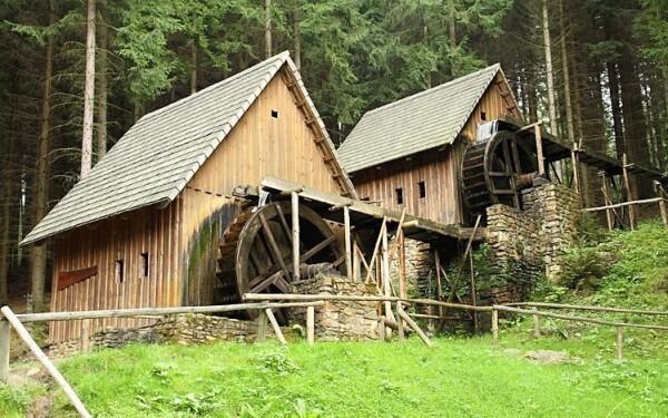 Zlatorudné mlyny v Zlatých Horách