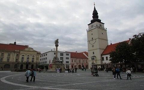 Historické město Trnava