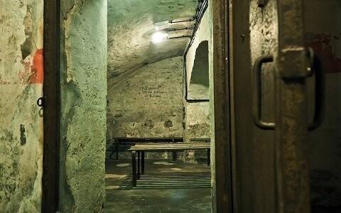 Bývalé sovětské bunkry