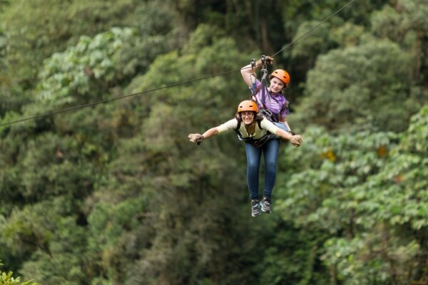 Adventure park Miskolctapolca
