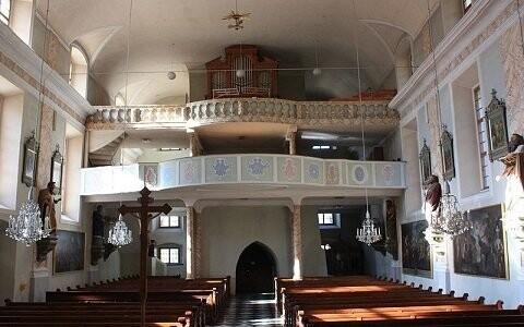 Farský kostol Sagritz