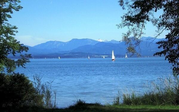 Chiemské jezero