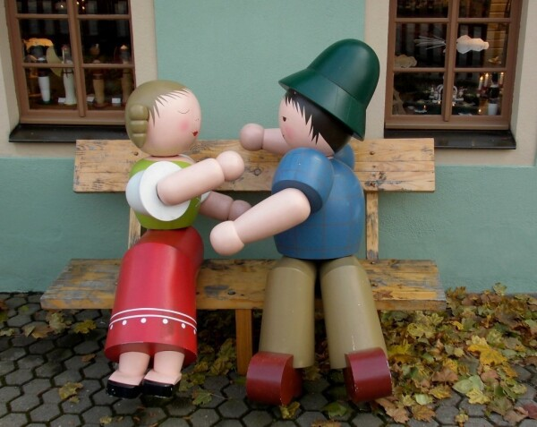 Krušnohorské muzeum hraček Seiffen