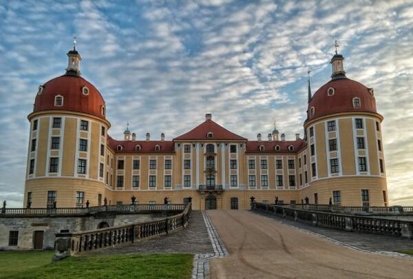 Zámok Moritzburg