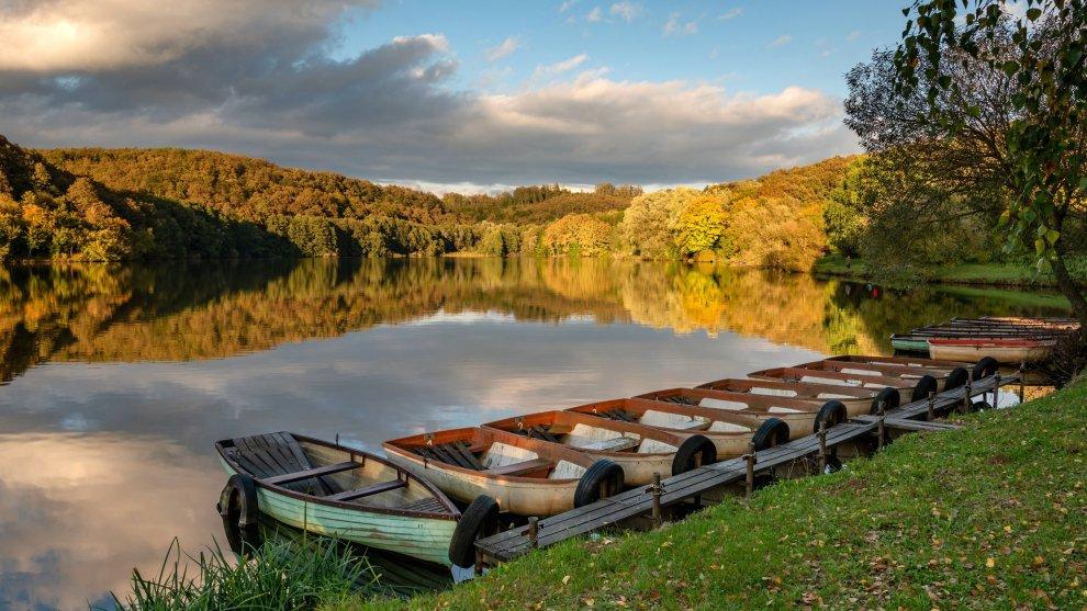 Kovácsszénája tó