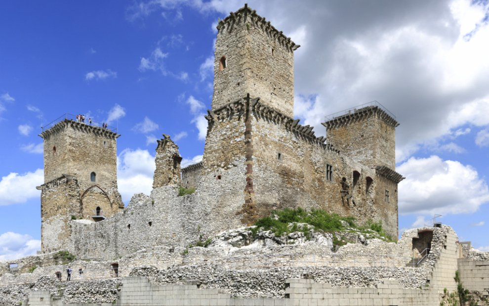 hrad Diosgyor