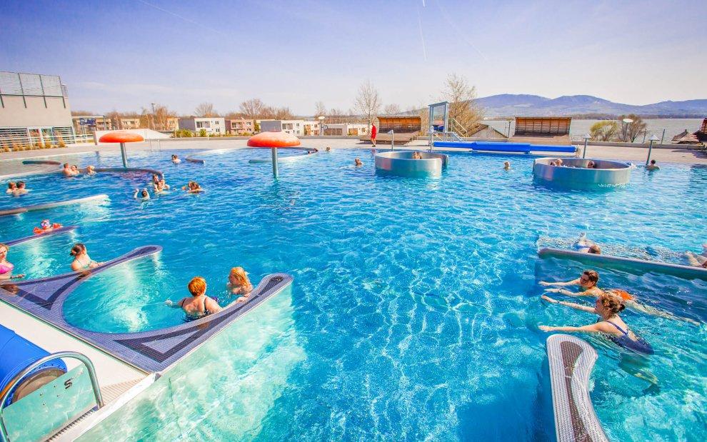 Aqualand Moravia v Pasohlávkách u Brna