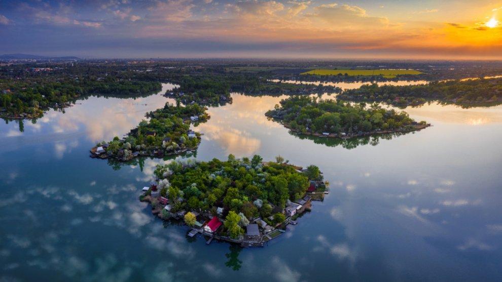 Kavicsos tó