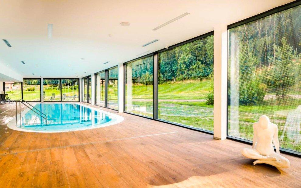 Wellness v Golf Resortu Cihelny | Mariánské Lázně