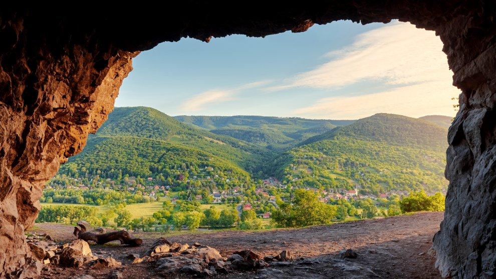 Remete barlang