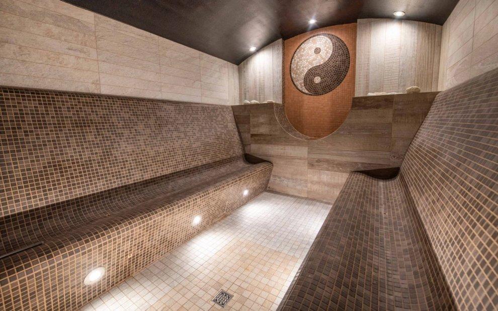 Sauna Hotel Sport Aqua