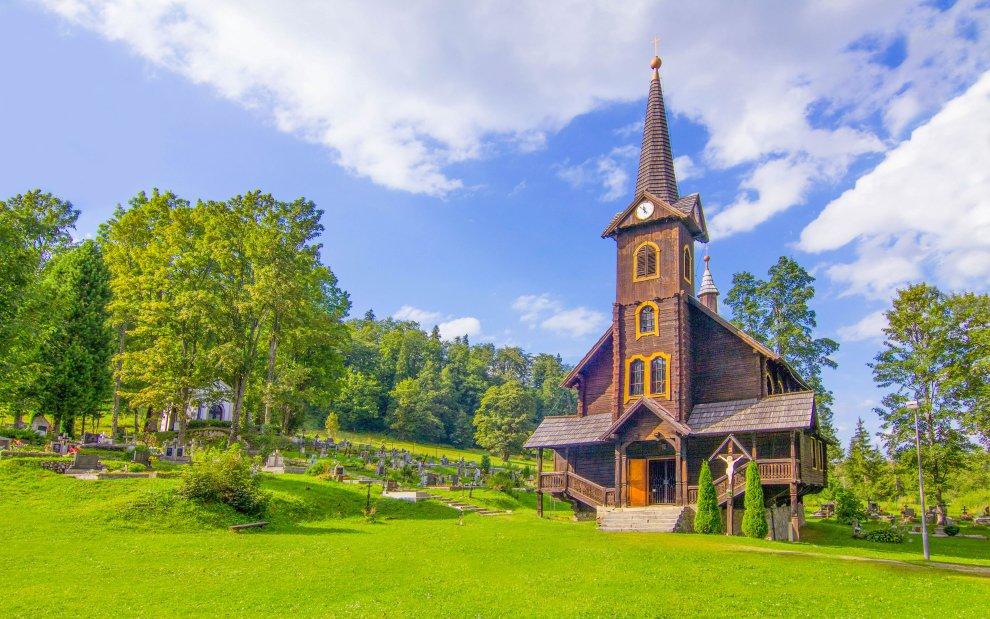Kostol sv. Anny v Tatranskej Javorine