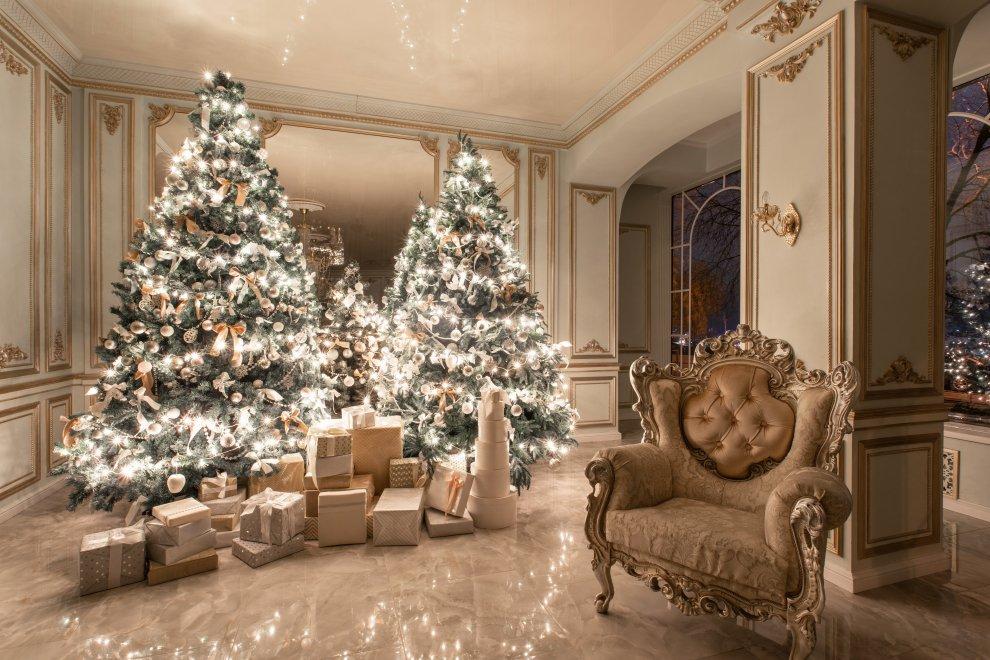 Vánoce v hotelu