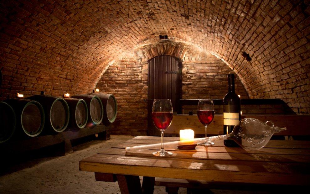 Vínna pivnica