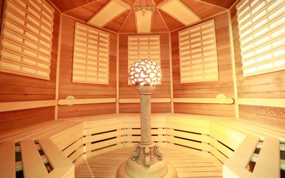 Sauna Hotel Plejsy