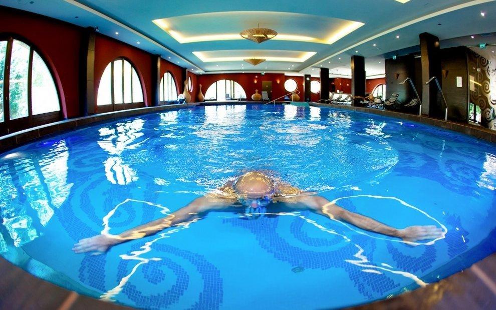 Wellness pobyt v Hoteli Stácio