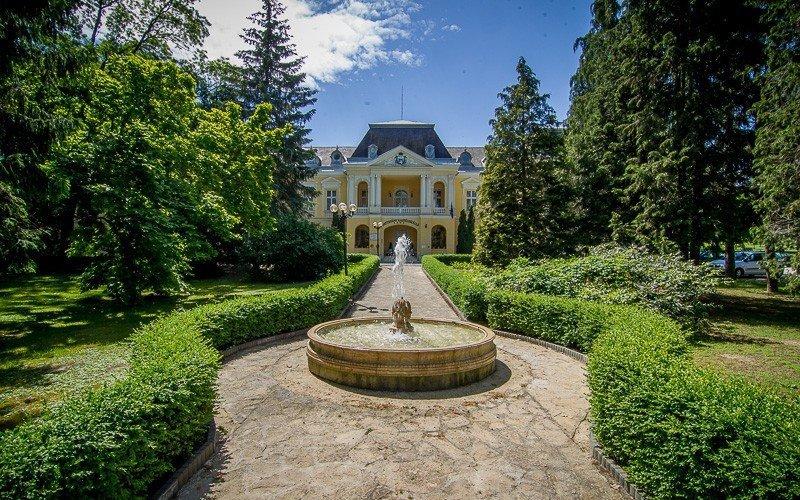 Luxusný zámocký pobyt v Maďarsku