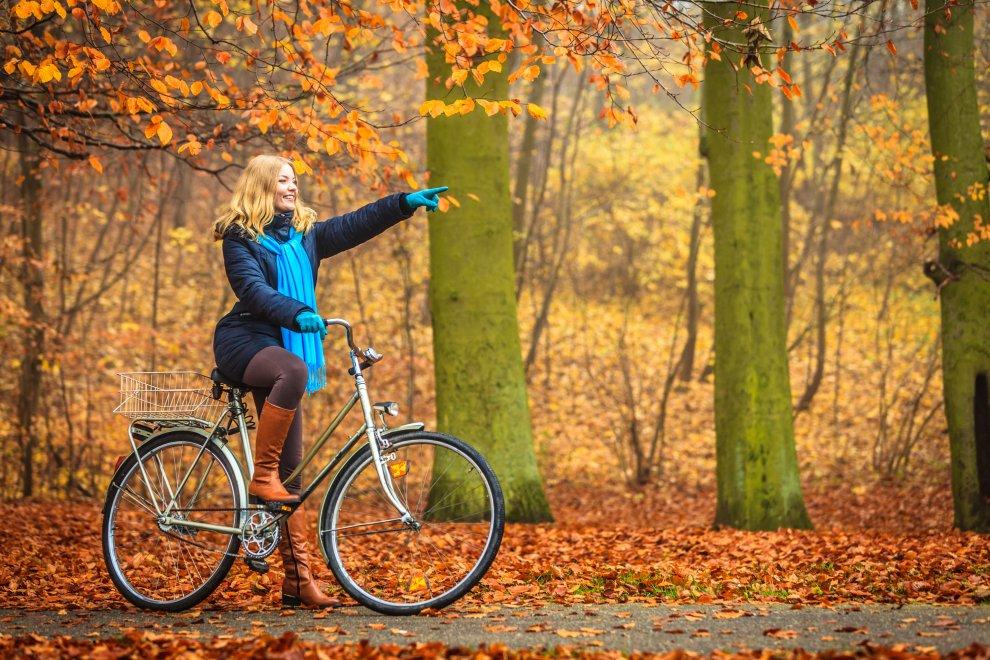 Podzimní cyklistika