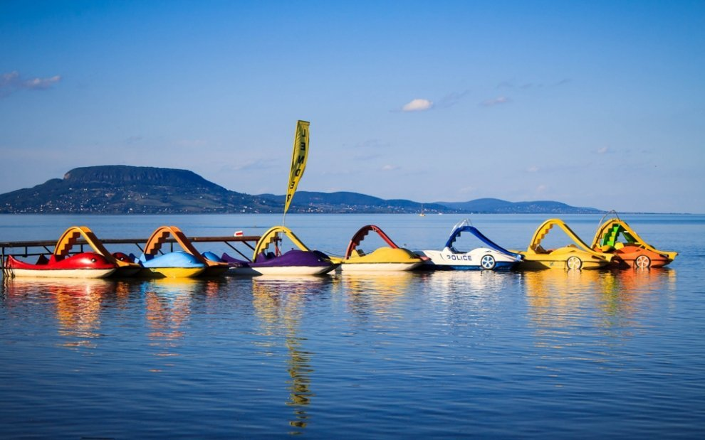 Balaton láká k letní pohodě