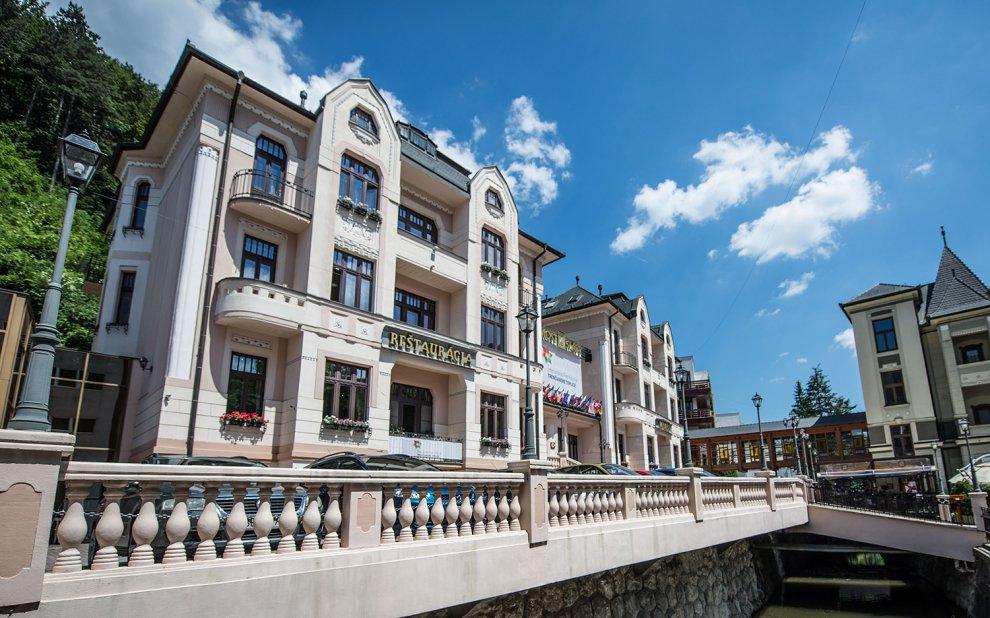 Trenčianske Teplice Hotel Most Slávy