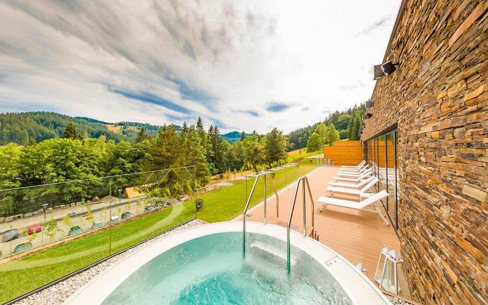 Wellness v Grandhotelu Tatra | Velké Karlovice