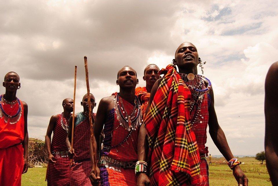 Africké kmeny