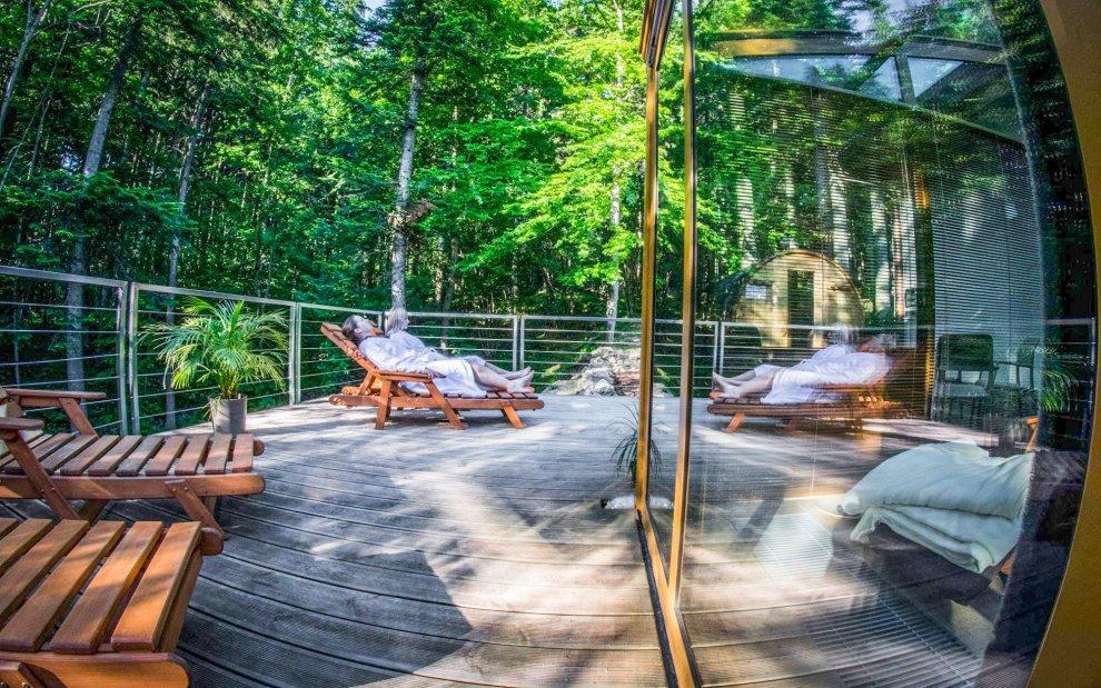 Wellness v Horském hotelu Čeladenka | Čeladná v Beskydech