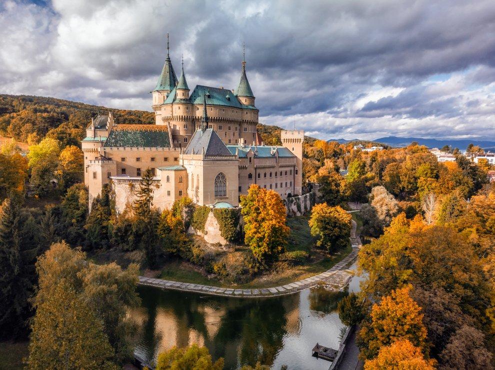 Bojnický zámek