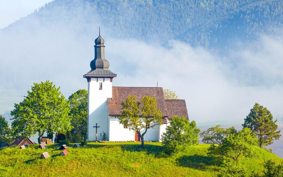 Kostol sv. Martina - Martinček