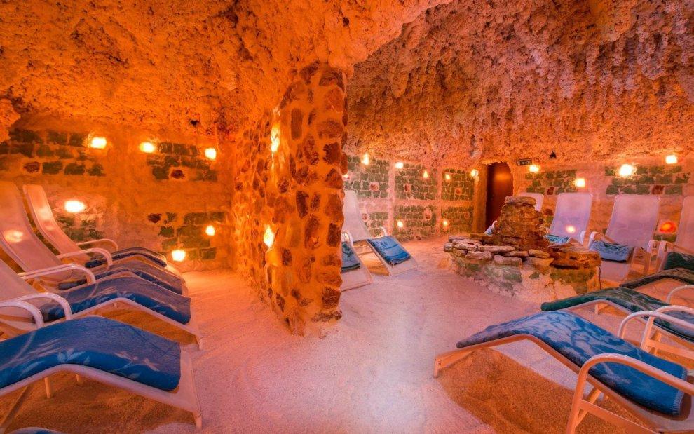 Soľná jaskyňa Nimnica
