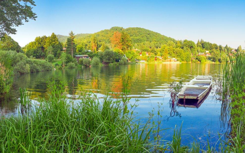 Kolpašské jazera