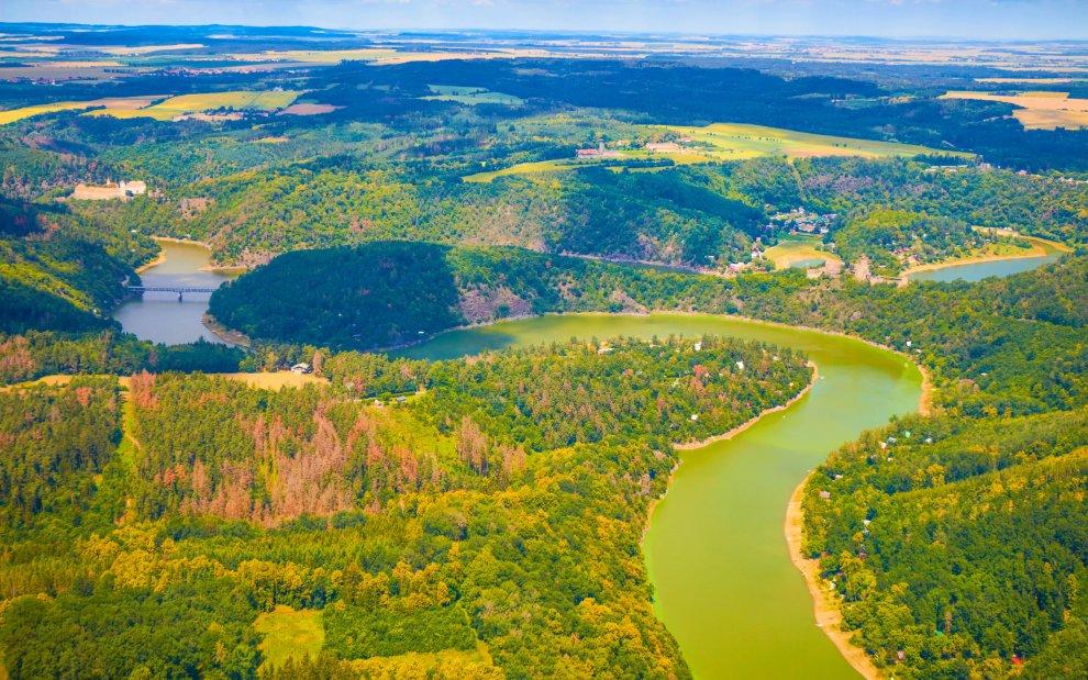 Jižní Morava:Túra po Národním parku Podyjí