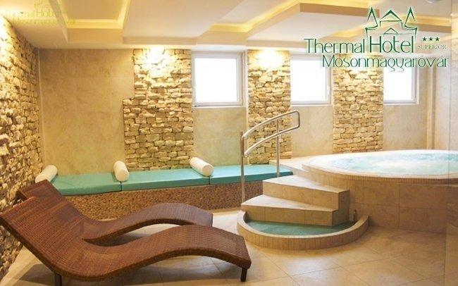 Moderné wellness centrum hotela