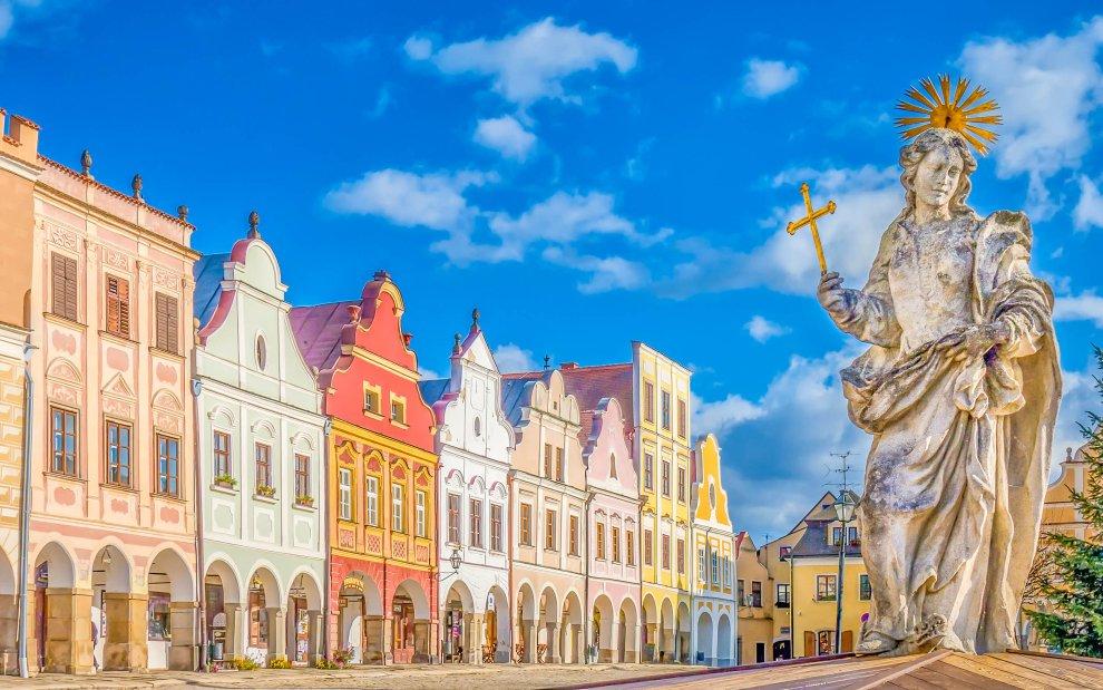 Historické centrum Telče