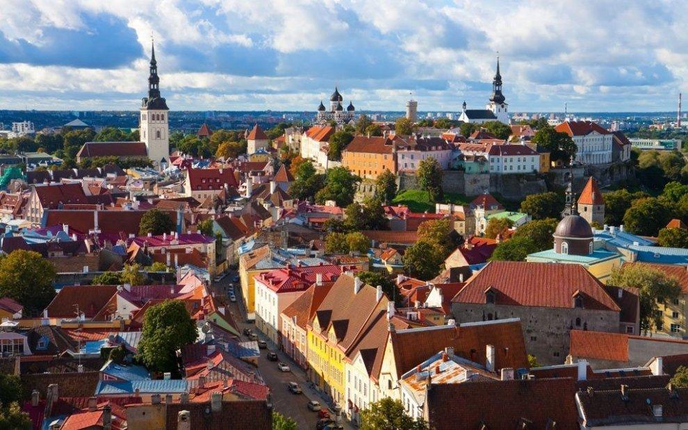 Tallinn je obľúbená zastávka poznávacích zájazdov v Pobaltí