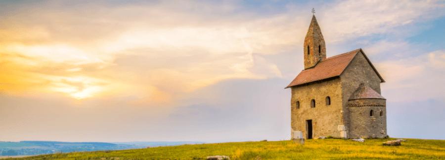 Objavte to NAJ zo Slovenska: 7 NAJkrajších kostolov, chrámov a sakrálnych stavieb