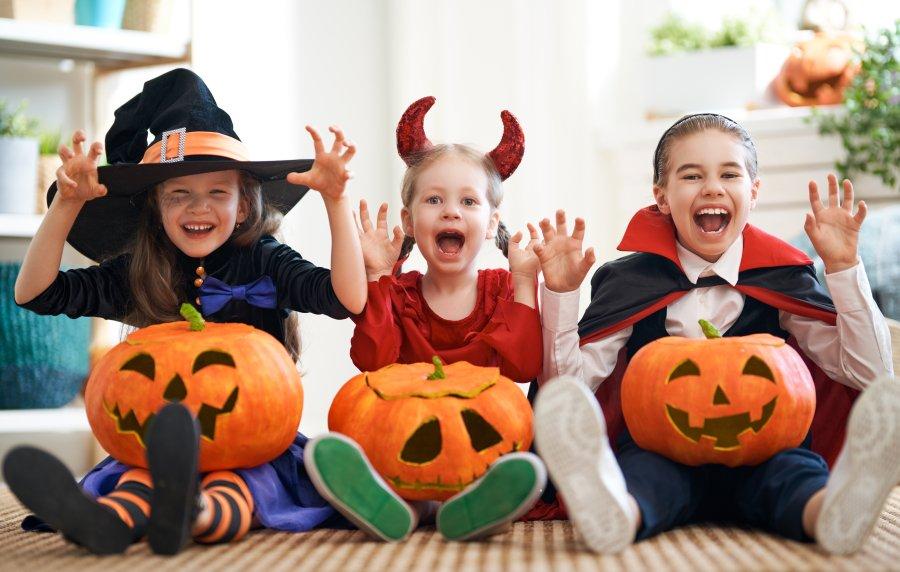 Tipy kam vyrazit s dětmi o podzimních prázdninách