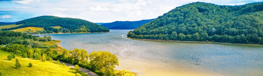 Objevte to NEJ ze Slovenska: 9 nejlepších vodních nádrží na letní osvěžení