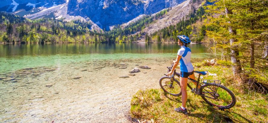 Aktivní dovolená pro cyklisty aneb poznejte krásy Rakouska na kole