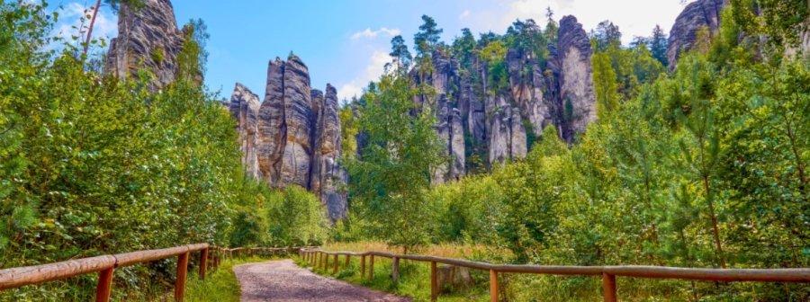 Objevte to NEJ z Česka: 10 NEJkrásnějších skalních měst