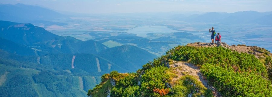 Objevte to NEJ ze Slovenska: 9 nejkrásnějších hor, které vám vezmou dech nejen stoupáním