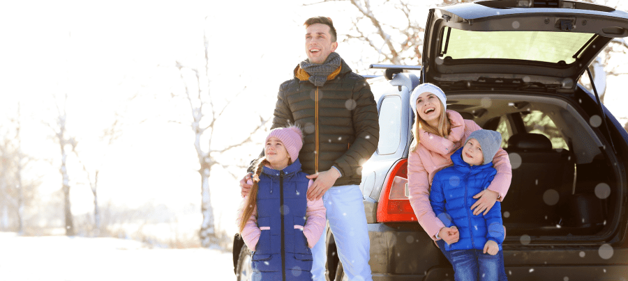 Užijte si jarní prázdniny 2021 naplno - jeďte s dětmi za sněhem nebo do termálů