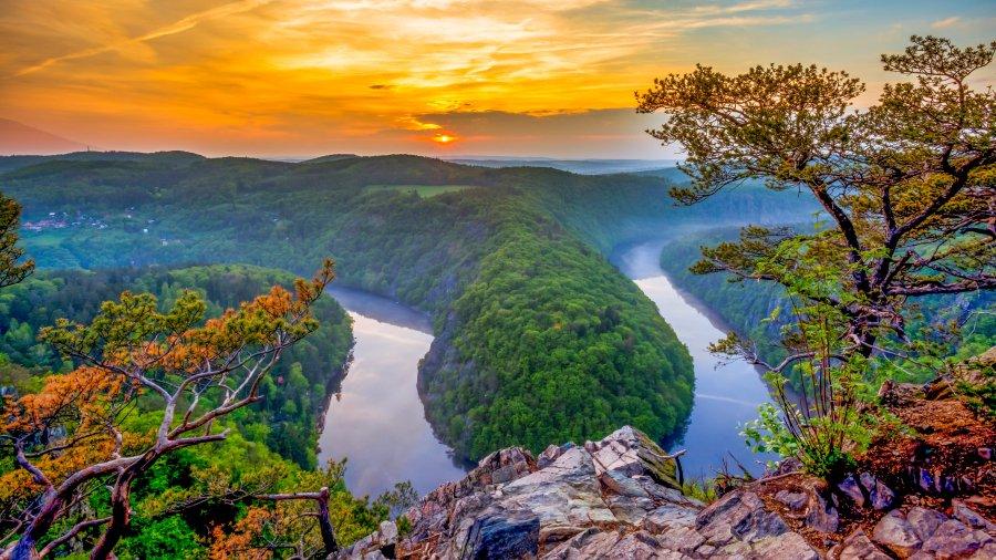 Objevte to NEJ z Česka: 10 NEJkrásnějších přírodních vyhlídek