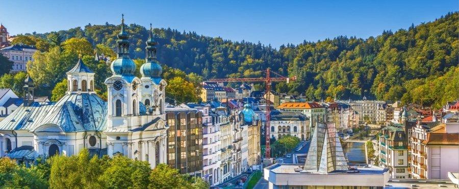 Co podniknout ve dvou či s rodinou během víkendu v Karlových Varech?