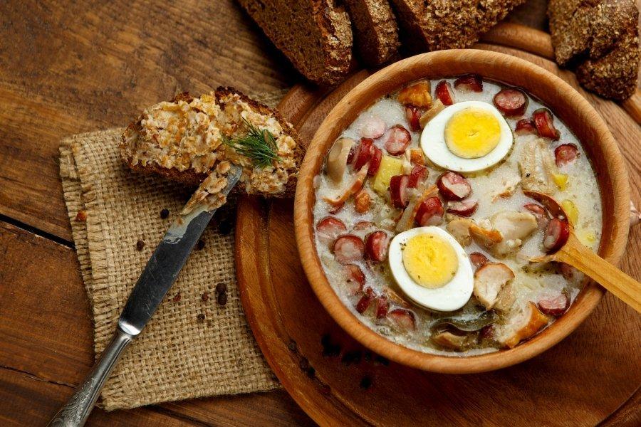 Poľsko, zem jedla a tradičných receptov