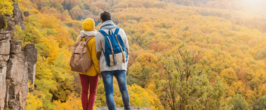4 dny dovolené přeměňte na 13 dní volna a oslavte podzimní svátky aktivně - bez příplatků
