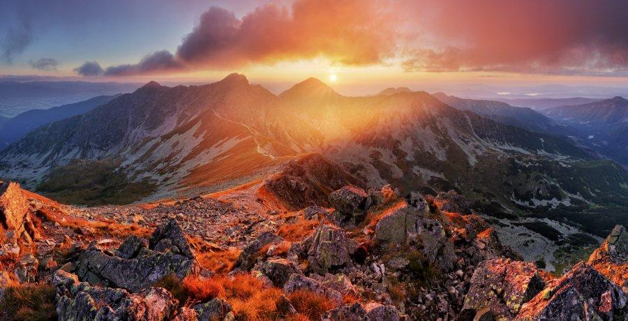 Objevte to NEJ ze Slovenska: 8 nejkrásnějších turistických tras, které se vyplatí projít