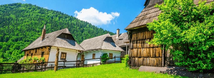 Objavte to NAJ zo Slovenska: 8 NAJúžasnejších pamiatok UNESCO, aké inde vo svete nenájdete