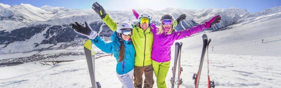Čaká vás lyžovačka v Alpách? Vyberte si to pravé stredisko pre vás